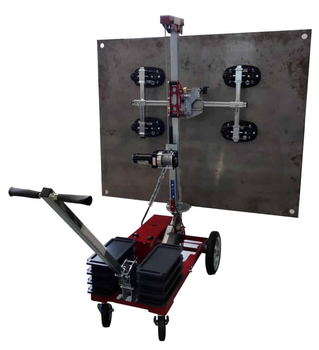 GRABO glassworker robot