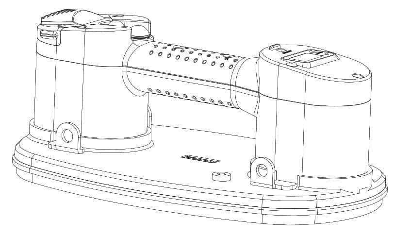 GRABO tool sketch