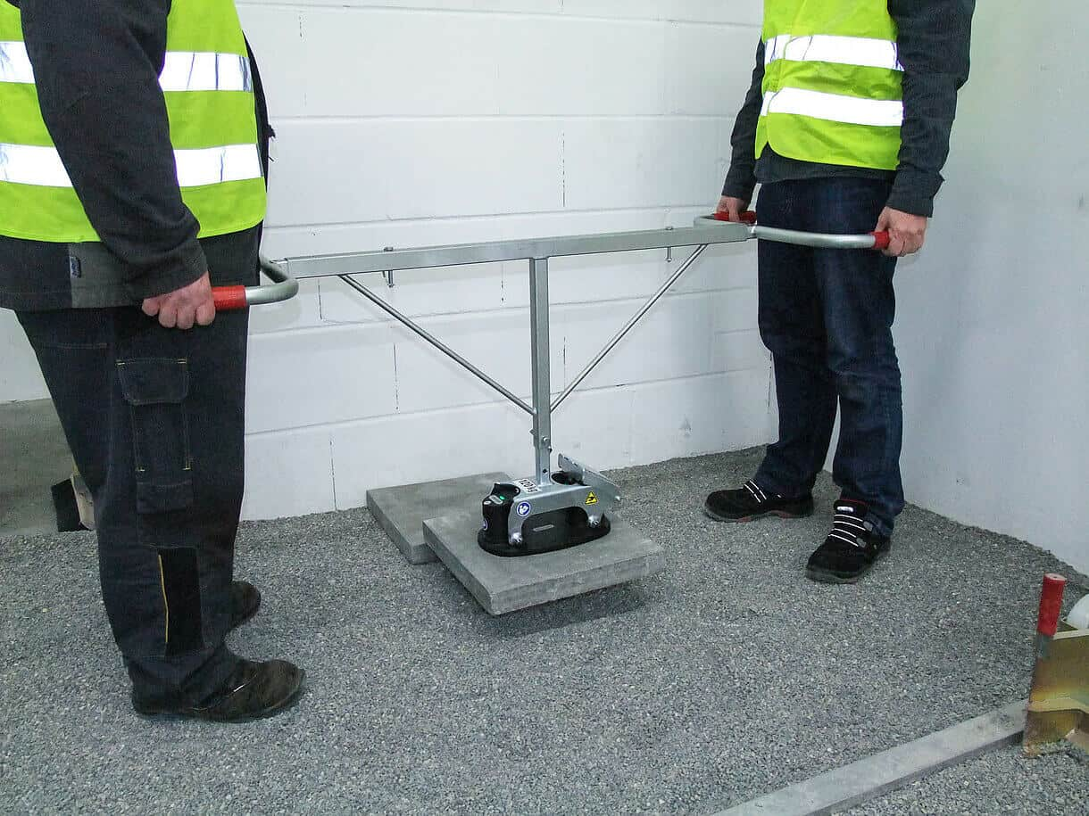 GRABO FXAH-120 DUO lifting tiles